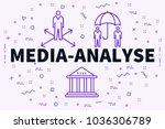 conceptual business...   Shutterstock . vector #1036306789