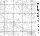 topographic map background....   Shutterstock .eps vector #1036377559