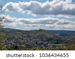 eifel landscape...   Shutterstock . vector #1036434655