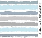 paint stripe seamless pattern.... | Shutterstock .eps vector #1036464361