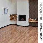 modern brown winter concept... | Shutterstock . vector #1036466641