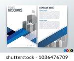 abstract modern background... | Shutterstock .eps vector #1036476709