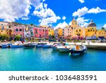 Beautiful Colorful Island...