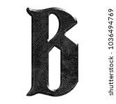 rocky black metal stone style...   Shutterstock . vector #1036494769