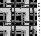 kilt texture. seamless grunge... | Shutterstock .eps vector #1036541221