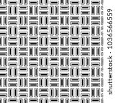 seamless pattern with parquet... | Shutterstock .eps vector #1036566559