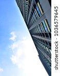 building and sky   Shutterstock . vector #1036579645