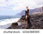 tenerife los gigantos | Shutterstock . vector #1036588585