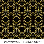 simple modern seamless...   Shutterstock .eps vector #1036645324