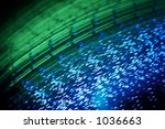 abstarct background with blue... | Shutterstock . vector #1036663