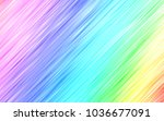 light multicolor  rainbow... | Shutterstock .eps vector #1036677091