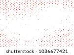 light orange vector abstract... | Shutterstock .eps vector #1036677421