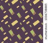 vector seamless pattern....   Shutterstock .eps vector #1036738885