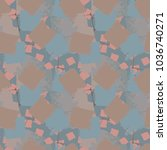 vector seamless pattern....   Shutterstock .eps vector #1036740271
