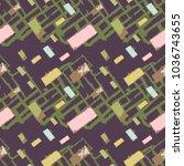 vector seamless pattern....   Shutterstock .eps vector #1036743655