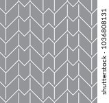 vector seamless pattern... | Shutterstock .eps vector #1036808131