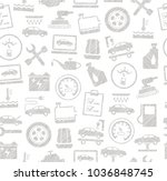 the automotive service. one... | Shutterstock .eps vector #1036848745