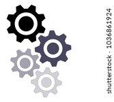 mechanisms for success   Shutterstock .eps vector #1036861924