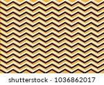 zig zag background. trendy... | Shutterstock .eps vector #1036862017