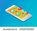 modern vector illustration... | Shutterstock .eps vector #1036928284