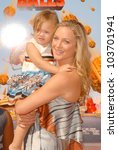 elisabeth rohm and family at...   Shutterstock . vector #103701941