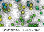 light colored vector template...   Shutterstock .eps vector #1037127034