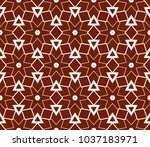 abstract repeat backdrop.... | Shutterstock .eps vector #1037183971