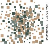 geometric confetti vector...   Shutterstock .eps vector #1037217904