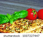 products for bruschetta | Shutterstock . vector #1037227447