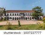 madikeri  india   october 31 ...   Shutterstock . vector #1037227777