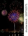Small photo of Red, White & boom fireworks in columbus, Ohio