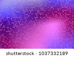 abstract background with glow ... | Shutterstock .eps vector #1037332189