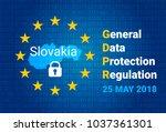 gdpr   general data protection...   Shutterstock .eps vector #1037361301