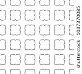 seamless vector pattern in... | Shutterstock .eps vector #1037370085