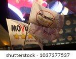 02.03.2018. piazza del popolo ... | Shutterstock . vector #1037377537