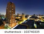 Skyline Of Residential...