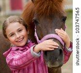 Horse And Lovely Girl   Best...