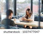 always connected  internet... | Shutterstock . vector #1037477047