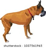 color vector illustration of a... | Shutterstock .eps vector #1037561965