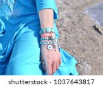 Jewelry Advertisement On The...