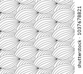 drawn seamless pattern with...   Shutterstock .eps vector #1037678821
