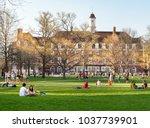 urbana  illinois   april 17 ...   Shutterstock . vector #1037739901