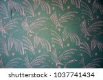 old painted wall | Shutterstock . vector #1037741434