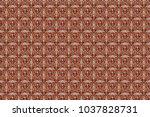 raster illustration. seamless... | Shutterstock . vector #1037828731
