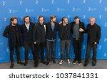 berlin  germany   february 20 ... | Shutterstock . vector #1037841331