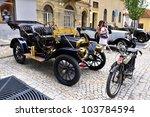 krivonoska   may 5  1910... | Shutterstock . vector #103784594