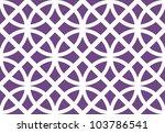 seamless gothic vector texture | Shutterstock .eps vector #103786541