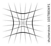 grid  mesh  lattice with... | Shutterstock .eps vector #1037883691