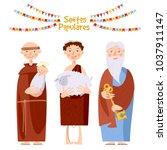 "Portuguese Festival ""santos..."