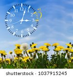 Daylight Saving Time. Dst. Wal...